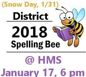 2018-19 Spelling Bee