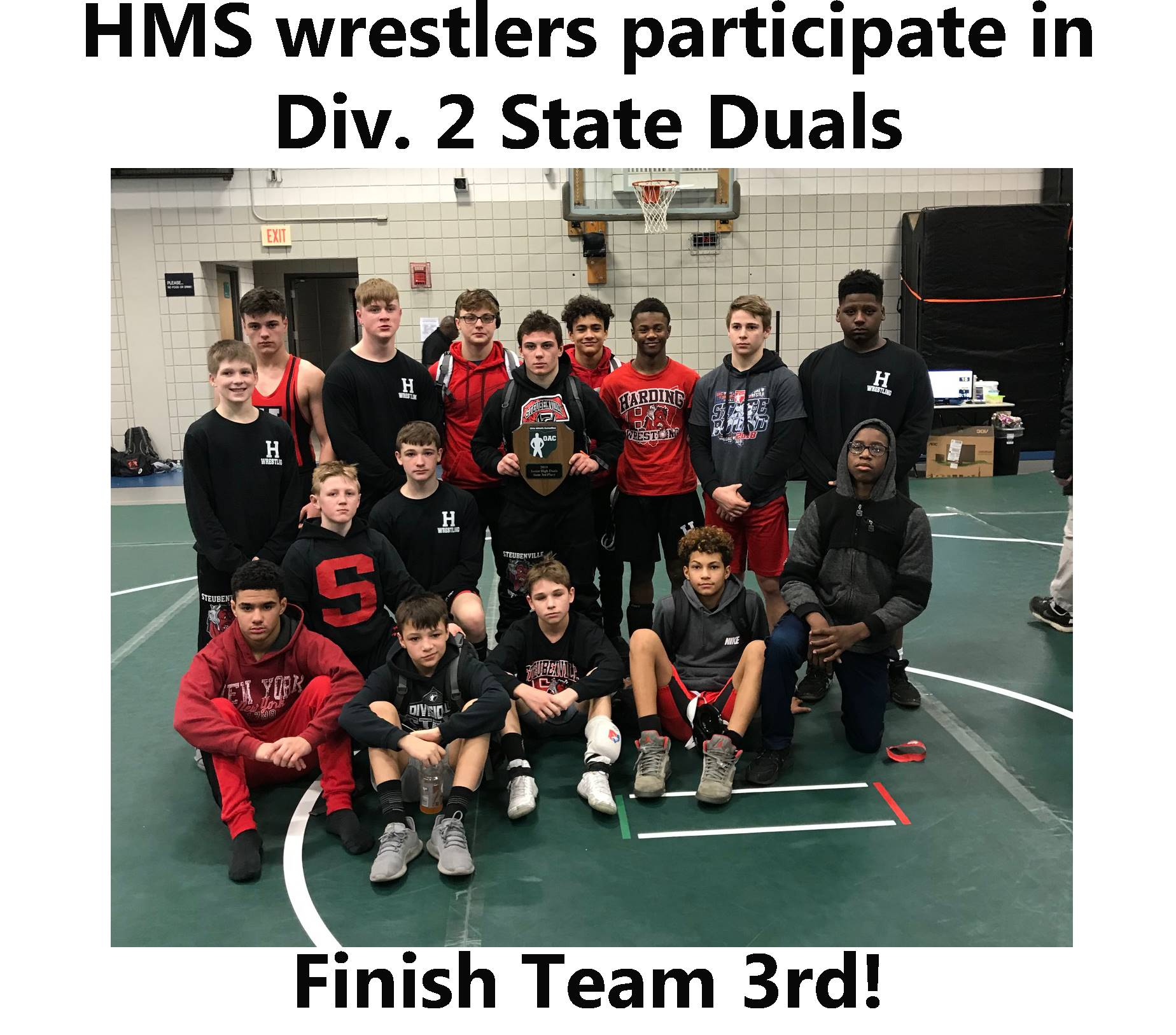 State Wrestling Duals