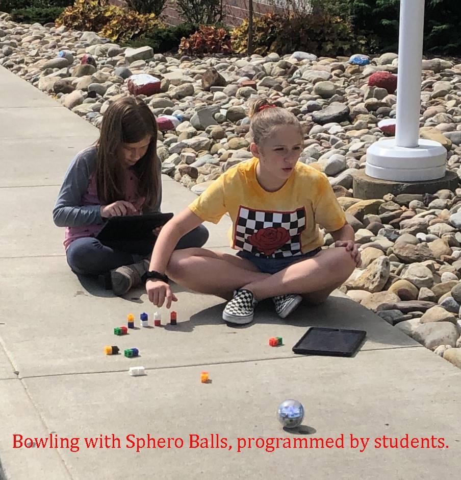 Sphero Balls