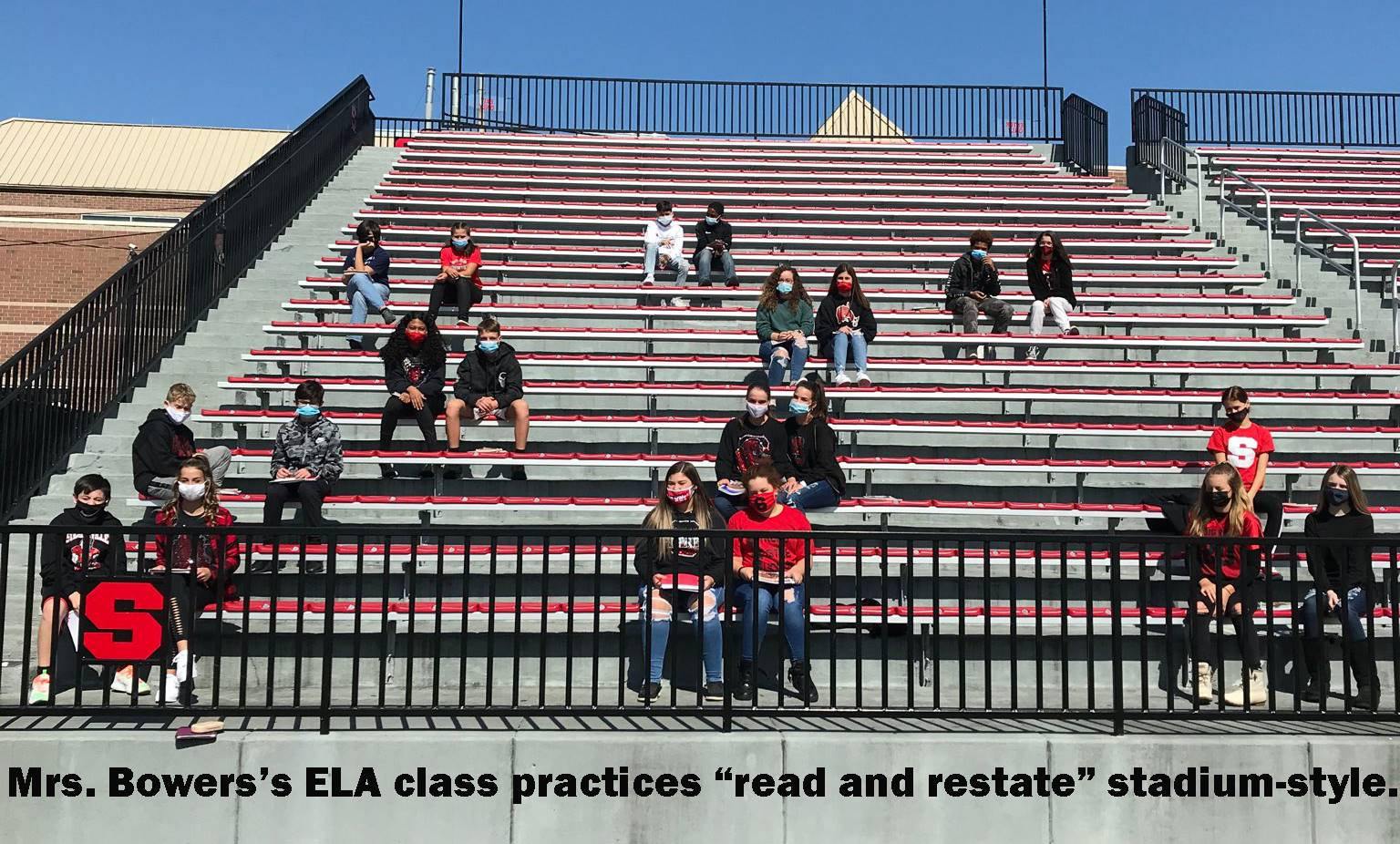 Bowers ELA read and restate