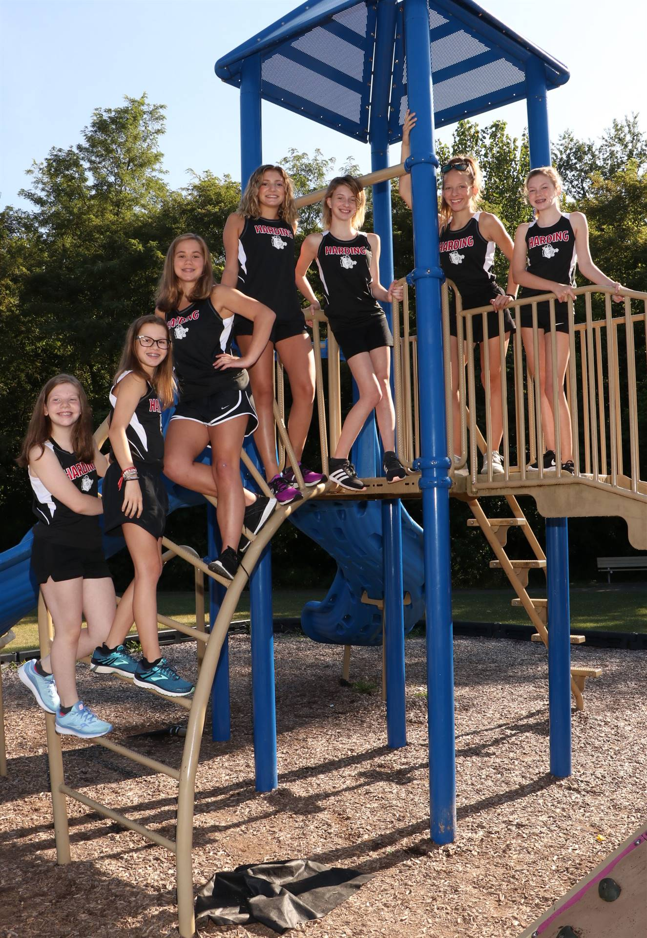 HMS Cross Country Team