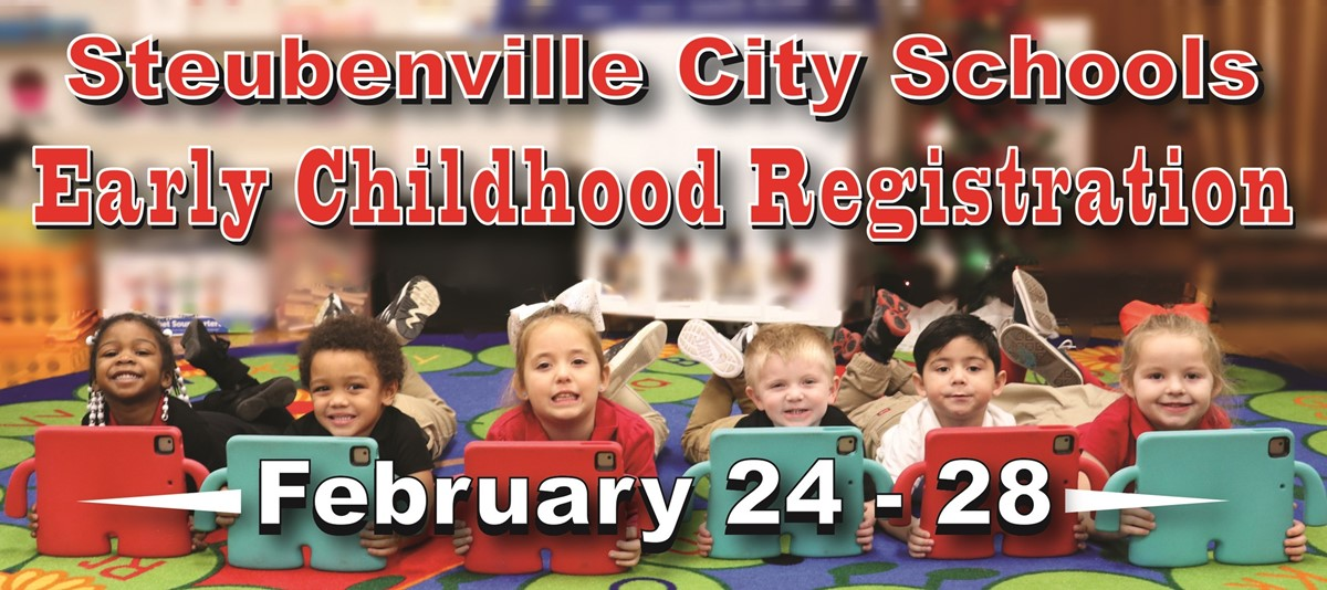 early childhood registrations