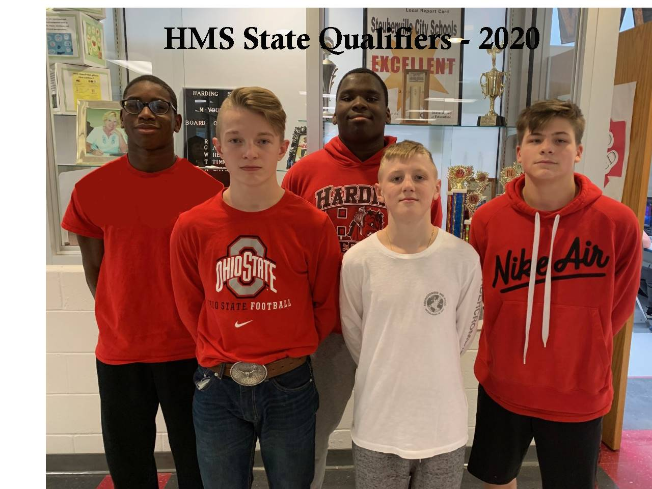 State Qualifiers 2020