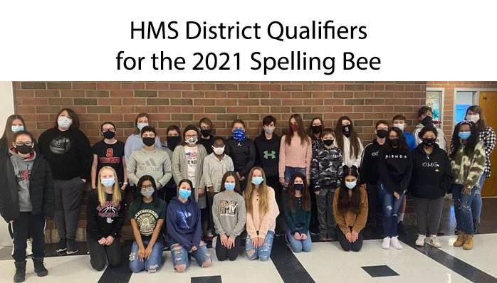 HMS Spelling Bee