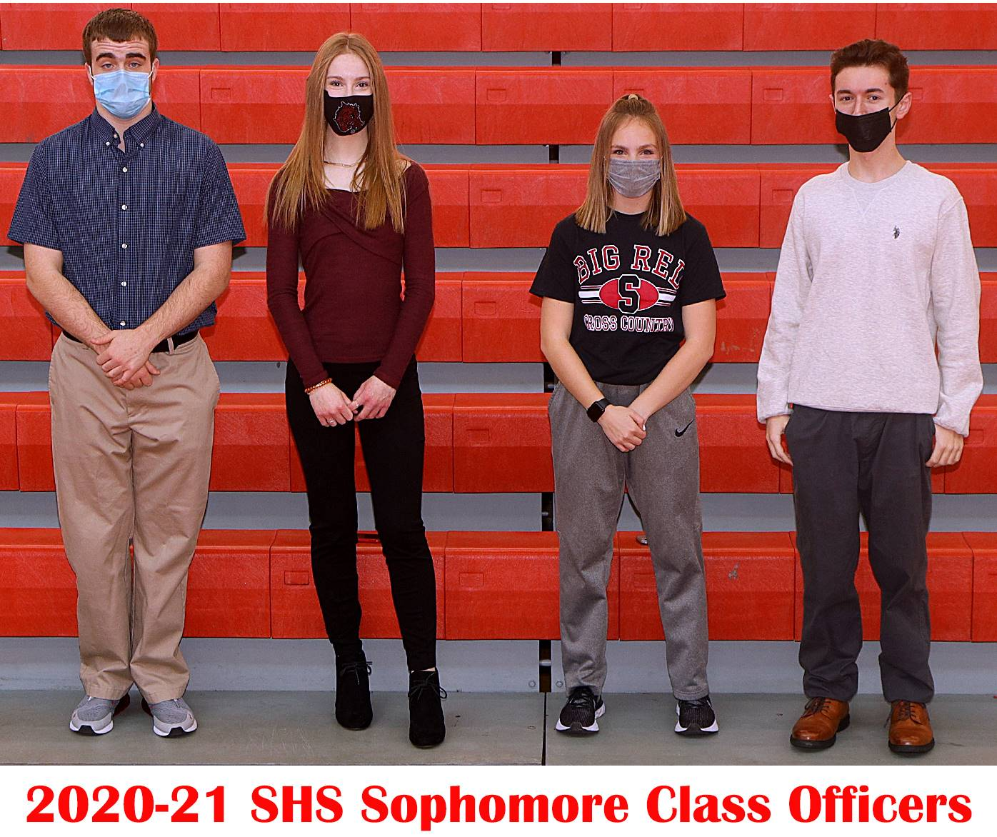 Sophomore Officers